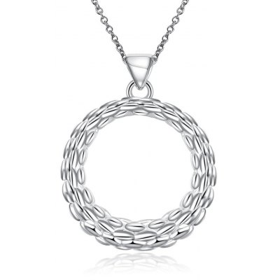 N711 Popular Round Shape Chain Necklace