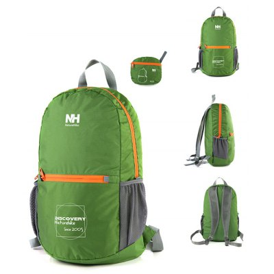 NatureHike 15L Lightweight Folding Backpack