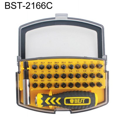 BST-2166C 32 in 1 Screwdriver Set