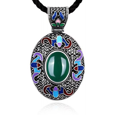 N016-C National Style Necklace for Lady