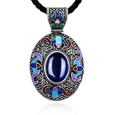 N016-A National Style Necklace for Lady