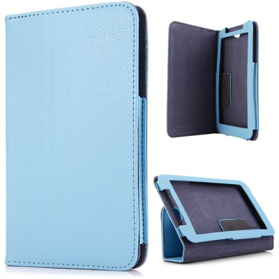 VIDO T99 Original Fine PU Leather Cover Case with Pratical Stand Function