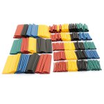 328PCS Polyolefin Heat Shrink Tube Sleeving Set