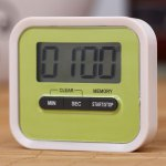 Useful Digital Home Kitchen Count - Down Timer