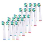 EB - 25A 20pcs Replacement Tooth Brush Heads