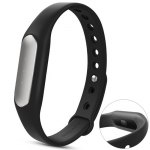 Original Xiaomi Mi Band 1S Heart Rate Wristband with White LED