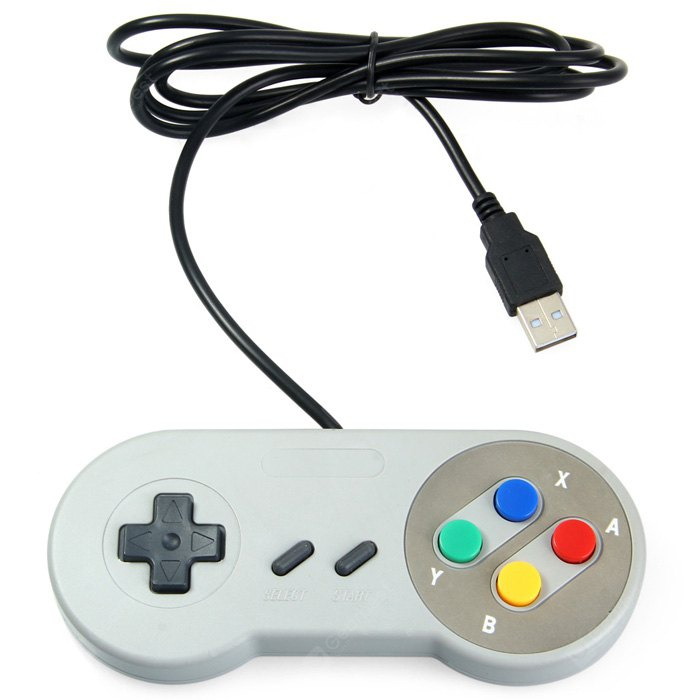 Classic USB Controller for SNES