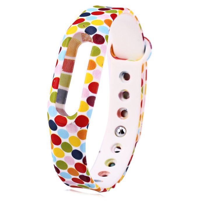 TPU Band with Round Dot for Xiaomi Miband / 1S