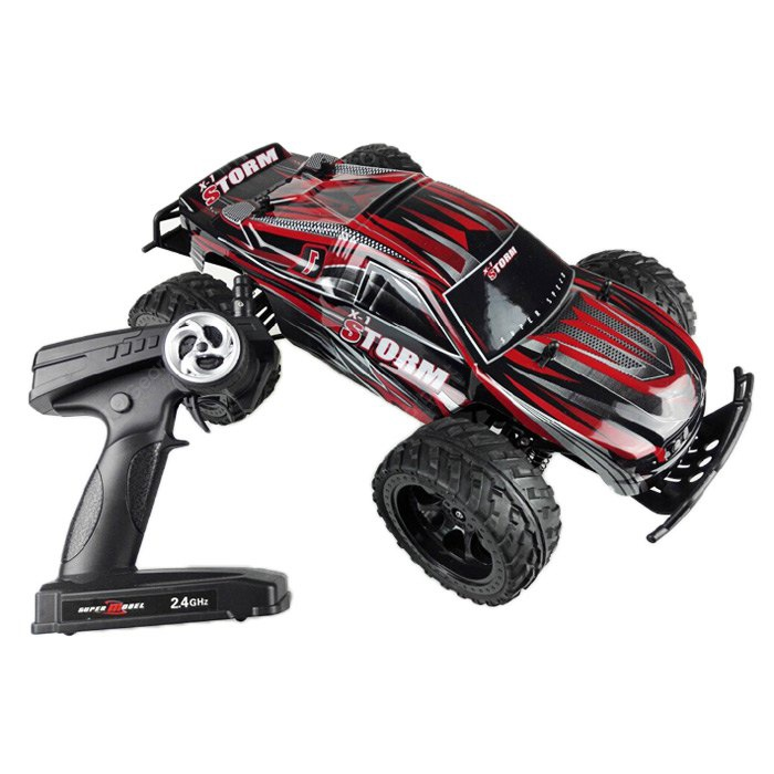 2.4G 1-10 4WD Off-road Buggy RC Simulation Racing Car 990