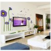 cheap Sunflower Style Removable Wall Stickers