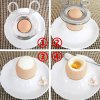 Stainless Steel Boiled Egg Shell Topper deal