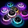 3200mAh Rechargeable UFO Flashing LED Power Bank Hand Warmer deal