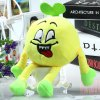 12cm Bean Sprout Bud Plush Doll Stuffed Toy with Suction Cup