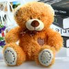 Buy 17cm Love Heart Valentine Bear Feature Plush Toy Stuffed Doll Christmas Present GINGER