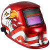 BLZY-107 Solar Powered Auto Darkening Welding Helmet deal