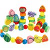 Buy QZM Fruit Stringing Bead Stackable Building Block Improving Creativity