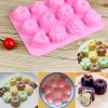 cheap Silicone Flower and Grass Design DIY Baking Mold