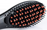 Hair Straightener Electic Comb Brush with LCD photo