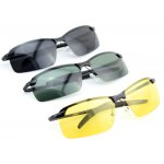 best LEBOSH LB-3043-B Anti-UV Sunglasses Polarized Lens