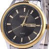 WeiQin W00120 Male Calendar Steel Quartz Watch with Luminous Pointers for sale