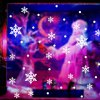 best Christmas Snowflake Style Removable Wall Decals