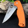 Ganzo G730-OR Liner Lock Folding Pocket Knife
