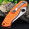 Ganzo G730-OR Liner Lock Folding Pocket Knife deal
