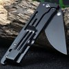 Sanrenmu 7037 LUI-SH Frame Lock Folding Knife deal