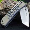 Sanrenmu 7071 Classic Hunting Knife with Liner Lock deal
