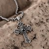 best N043 Innovative New Mixed Styles Cross Shaped Necklace for Big Party