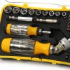 best RT-1656 56 in 1 Ratchet Screwdriver Set