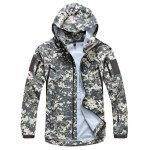 Buy Acu camouflage Men Hard Shell TAD Tactical Waterproof Jacket-46.95 Online Shopping GearBest.com
