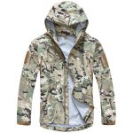 Buy Cp camouflage Men Hard Shell TAD Tactical Waterproof Jacket-46.95 Online Shopping GearBest.com