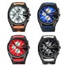 best Jubaoli Big Dial Men Quartz Watch