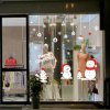 Christmas Small Snowman Design Wall Stickers deal