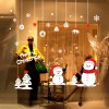 Christmas Small Snowman Design Wall Stickers for sale