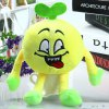 cheap 12cm Bean Sprout Bud Plush Doll Stuffed Toy with Suction Cup