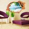 cheap Water Resistant Beach Style Removable Wall Sticker