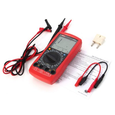 ФОТО UNI-T UT58D LCD Digital Multimeter