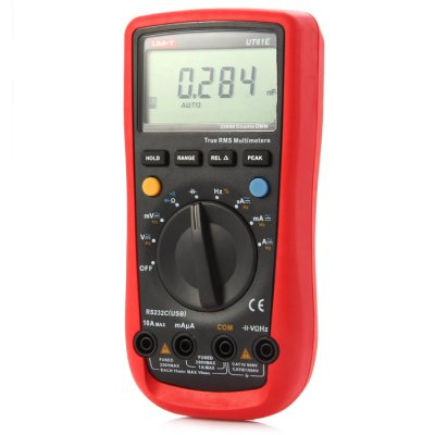 ФОТО UNI-T UT61E LCD Digital Multimeter