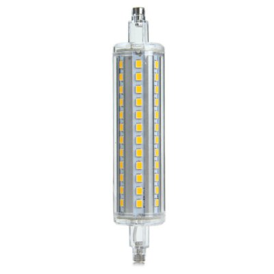 SZFC R7S 10W 980Lm 72 x SMD 2835 LED Corn Light - 3000K