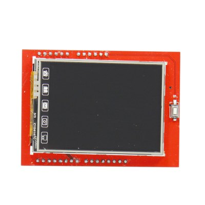 2.4 Inch TFT LCD Touch Screen Shield Expansion Board Compatible with UNO R3
