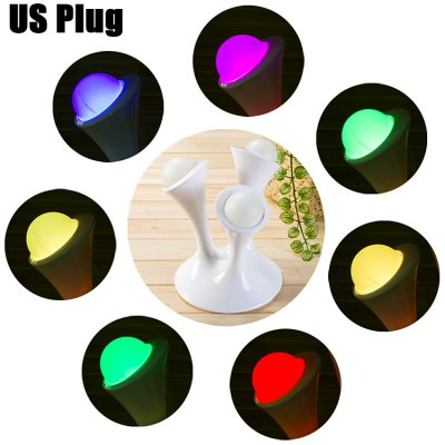 Glowing Ball Color Changing LED NightlightDecorative Lights<br>Glowing Ball Color Changing LED Nightlight<br><br>Type: Decorative Lighting<br>For: Other, Restaurant, Cafe, School, Bar, Home, Saloon, Student, Office, Lover, Hotel<br>Features: Creative, Gift, Other<br>Power Supply: Power adapter<br>Power: 1W<br>Voltage: DC 9V / 1A<br>Product weight   : 0.850 kg<br>Package weight   : 0.980 kg<br>Product size (L x W x H)   : 21  x 25.5 x 26 cm / 8.25 x 10.02 x 10.22 inches<br>Package size (L x W x H)  : 26 x 26 x 30 cm / 10.22 x 10.22 x 11.79 inches<br>Package Contents: 1 x LED Nightlight, 1 x Adapter
