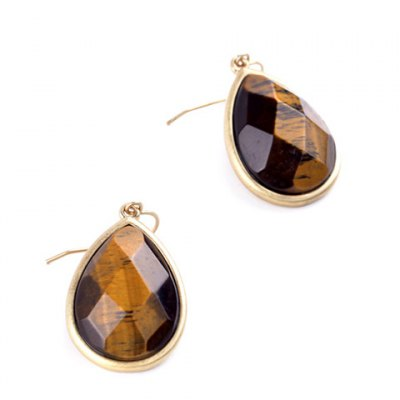 Pair of Vintage Artificial Stone Water Drop Earrings For WomenEarrings<br>Pair of Vintage Artificial Stone Water Drop Earrings For Women<br><br>Earring Type: Drop Earrings<br>Gender: For Women<br>Style: Trendy<br>Shape/Pattern: Water Drop<br>Length: 4.2CM<br>Weight: 0.04KG<br>Package Contents: 1 x Earring (Pair)
