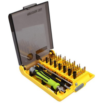 bst 8913 45 in 1 screwdriver set computer phone repair tool online shopping. Black Bedroom Furniture Sets. Home Design Ideas