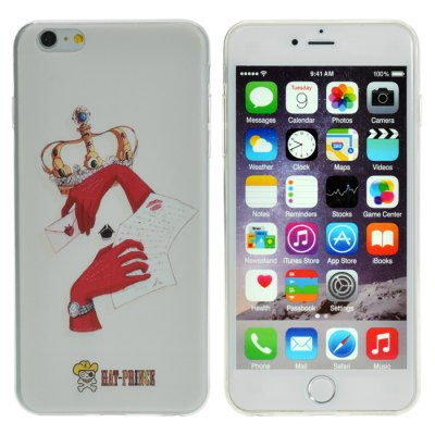 Hat-Prince TPU Protective Soft Back Case for iPhone 6 / 6S Plus