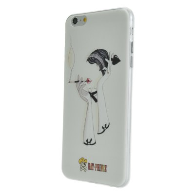 Hat-Prince Protective Soft Back Case for iPhone 6 / 6SiPhone Cases/Covers<br>Hat-Prince Protective Soft Back Case for iPhone 6 / 6S<br><br>Compatible for Apple: iPhone 6, iPhone 6S<br>Features: Back Cover<br>Material: TPU<br>Style: Pattern, Cartoon<br>Color: Assorted Colors<br>Product weight : 0.009 kg<br>Package weight : 0.080 kg<br>Product size (L x W x H): 14 x 7 x 0.9 cm / 5.50 x 2.75 x 0.35 inches<br>Package size (L x W x H) : 18 x 8.5 x 2 cm / 7.07 x 3.34 x 0.79 inches<br>Package contents: 1 x Back Case