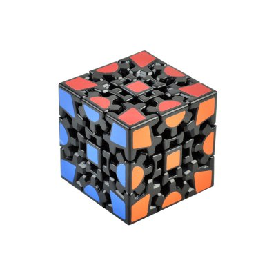 3D Gear Magic Cube 3 x 3 x 3 Colorful Cool Toy - Black BaseClassic Toys<br>3D Gear Magic Cube 3 x 3 x 3 Colorful Cool Toy - Black Base<br><br>Type: Magic Cubes<br>Difficulty: 3x3x3<br>Material: ABS<br>Age: Above 8 year-old<br>Package weight: 0.159 KG<br>Package size (L x W x H): 6.30 x 6.30 x 6.30 cm / 2.48 x 2.48 x 2.48 inches<br>Package Contents: 1 x Magic Cube