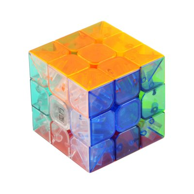 5.7cm 3 x 3 x 3 Colorful Magic Cube Crystal Style Brain Teaser Educational Toy for GiftClassic Toys<br>5.7cm 3 x 3 x 3 Colorful Magic Cube Crystal Style Brain Teaser Educational Toy for Gift<br><br>Type: Magic Cubes<br>Difficulty: 3x3x3<br>Material: ABS<br>Age: Above 8 year-old<br>Package Weight   : 0.101 kg<br>Package Size (L x W x H)  : 6 x 6 x 6 cm / 2.36 x 2.36 x 2.36 inches<br>Package Contents: 1 x Magic Cube