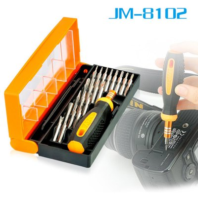 Jakemy JM-8102 22 in 1 Screwdriver Set